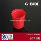 Casella biodegradabile di imballaggio per alimenti dei pp (AB1032)