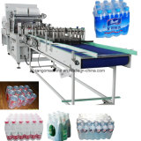 Automatische Plastikglasflaschen-Wärmeshrink-Packung-Maschine