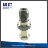 De standaard CNC van de Knop van het Behoud van de Nagel van de Trekkracht JIS Toebehoren van de Machine