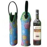 Impreso de neopreno promocionales personalizados Portabotellas manguito para el vino puede cerveza