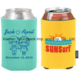 Venda Por Atacado Promocional Personalizado Personalizado Neoprene Lunch Cooler Neoprene Colapsável Koozie Wine Bottle Beer Stubby Can Coolers