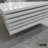 A Kkr 6mm Branco Glaciar pedra artificial superfície sólida