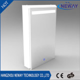 Governo moderno antinebbia dello specchio della stanza da bagno LED della lega di alluminio