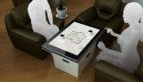 [55-ينش] [تووش سكرين] [لكد] لوح ذكيّة معلومة [كفّ بر] طاولة عرض, تحت أحمر أو سعويّة [تووشسكرين] مدرّب كشك تحاوريّ