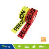 Progettare il nastro per il cliente d'avvertimento del PVC della barriera sotterranea di avvertenza