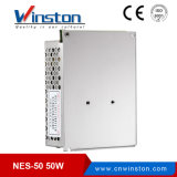 Nes-50 Fahrer-Schaltungs-Stromversorgung der Serien-Mini-SMPS LED