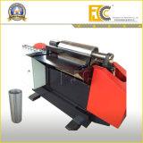 Máquina roladora automática de elementos de filtro por dois rolos