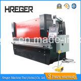 Machine/CNC 유압 격판덮개 벤더를 구부리는 브레이크 또는 유압 격판덮개를 누르십시오
