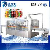 炭酸ソーダ自動びん詰めにされた水充填機