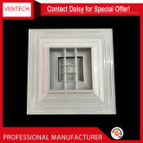 Ventilations-Aluminiumzubehör-Doppelt-Ablenkungs-Typ Luft-Gitter