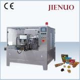 Jienuo Vor-Gebildete Nahrungsmittelbeutel-Drehverpackungsmaschine