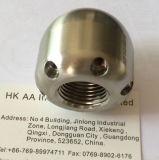 OEM dell'ugello di spruzzo della foschia del filetto dell'acciaio inossidabile 316 di precisione su ordine
