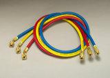 Boyaux réfrigérants de perte inférieure de 500 LPC avec le jaune bleu rouge