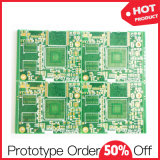 Placa de circuito impresso em branco qualificada 100% do fabricante do EMS