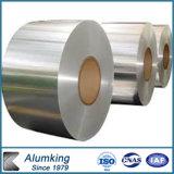 Покрова сплавом цинка горячего DIP катушка алюминиевого стальная