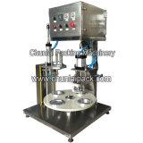 Semi автоматическая машина уплотнителя чашки