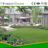 Prime de gazon artificiel vert naturel du paysage (Série élégante-ES)