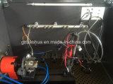 Стенд испытания насоса коллектора системы впрыска топлива тепловозный