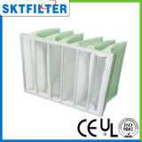 Qualitäts-nichtgewebte mittlere Pocket Filtertüte Filterfor Luft-Filtration