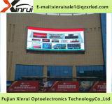 P10 esterno Tre--Un nel colore completo RGB che fa pubblicità alla visualizzazione del modulo dello schermo