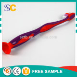 Набор зубной щетки гостиницы любимчика оптовой продажи внимательности крышки зубной щетки