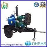 Dieselabfall-selbstansaugender Abwasser-Pumpen-Schlussteil