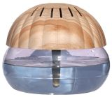 Água dada forma Seashell - humidificador baseado do purificador do ar