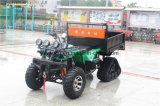 150cc / 200cc / 250cc pneu de neve elétrico ATV para fazenda