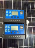 Регулятор обязанности S-10A модельный 12V 24V 10A MPPT PWM солнечный с USB 2