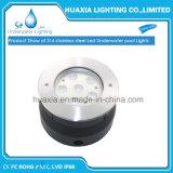 18W 12V de color RGB LED Lámpara Luz empotrada paisaje subacuático