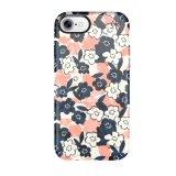 случая сотового телефона картины Nebula iPhone 7 случай флористического трудный