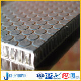 Fashion Design를 가진 돋을새김 반대로 Skid Aluminum Honeycomb Panel