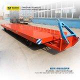 Coche plano Motorless del vehículo de remolque de la carretilla elevadora para el transporte de la fábrica