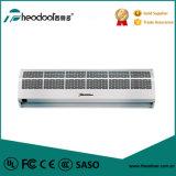 Rideau d'air de chauffage PTC électrique Plus de chauffage de la porte à 220 V ou 380V