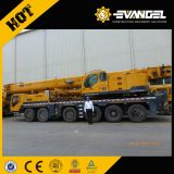 Кран Qy100k-I тележки заграждения 100 тонн Xcm гидровлический передвижной телескопичный
