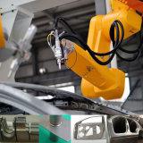 Braccio del robot di taglio del laser 3D della fibra della saldatrice dell'acciaio inossidabile GS-Lf3da