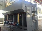 Máquina de la prensa hidráulica de la marca de fábrica de Lizhou usada para el marco de puerta