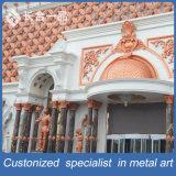 Nouveau Style décoratif en métal de haute qualité Contexte écran mural