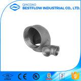 316 instalaciones de tuberías del tornillo del acero inoxidable