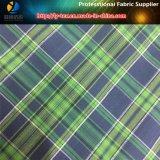 Nilón y poliester mezclados con la tela teñida hilado del Spandex para la ropa (LY-YD1161)