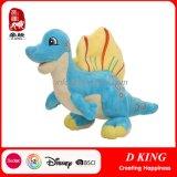 Het veelkleurige Stuk speelgoed China van de Pluche van de Dieren van de Douane Dinosaurus Gevulde