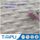 Viscose Rayon Polyester Foam Tricot Tricoté Tissu Ticking