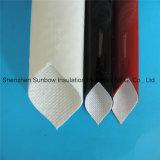 Isolamento Braided ad alta tensione Sleevings della vetroresina dell'isolamento del cavo Uzft2 e della fune