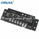 Controlador solar 12V 24V 20A do carregador