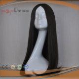 Верхний продавая естественный тип парики парика цвета женщин 100% супер длинние