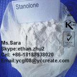 Altamente - polvere grezza Stanolone CAS 521-18-6 dell'efficace grado farmaceutico per l'aumento del muscolo