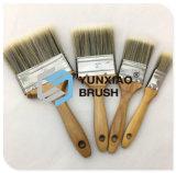 Pinceau de filament avec l'outil en bois de peinture de traitement