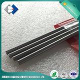 Barra rotonda sinterizzata del carburo di tungsteno per la fabbricazione dei laminatoi di estremità