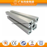 45*45 de la Chine t fente profil aluminium extrudé
