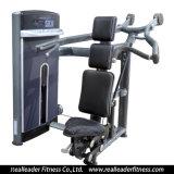 Home Gym equipo sentado asiento de hombro para la fuerza de la máquina